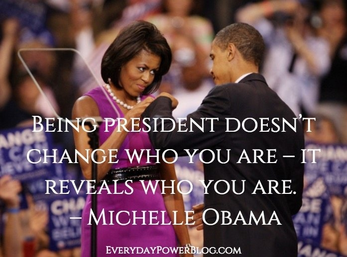 positive quotes coloring pages - michelle obama quotes