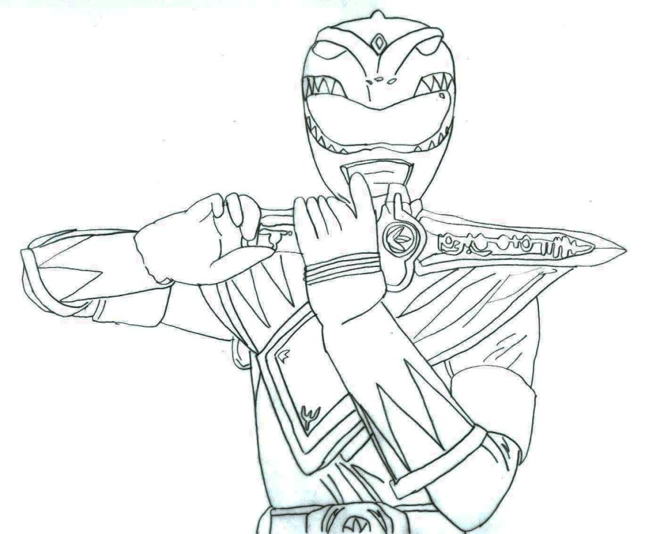 power rangers coloring pages - power rangers coloring pages for kids