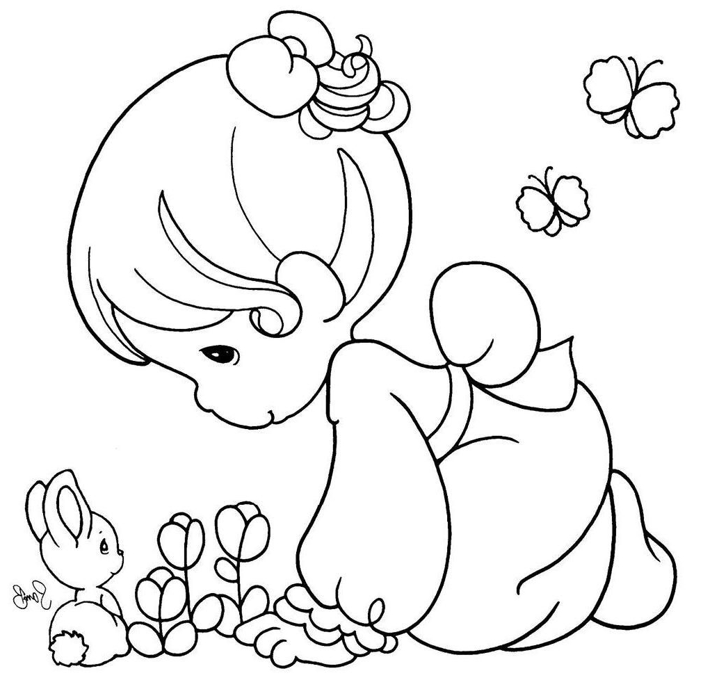 Luxury Precious Moments Animals Coloring pictures of candy printing ...