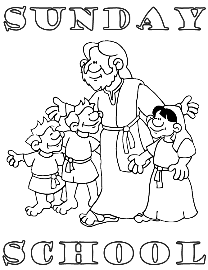 preschool bible coloring pages - bible coloring pages for preschoolers
