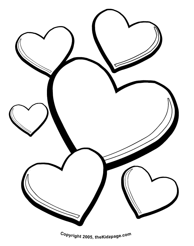 preschool coloring pages - coloring pages 1665
