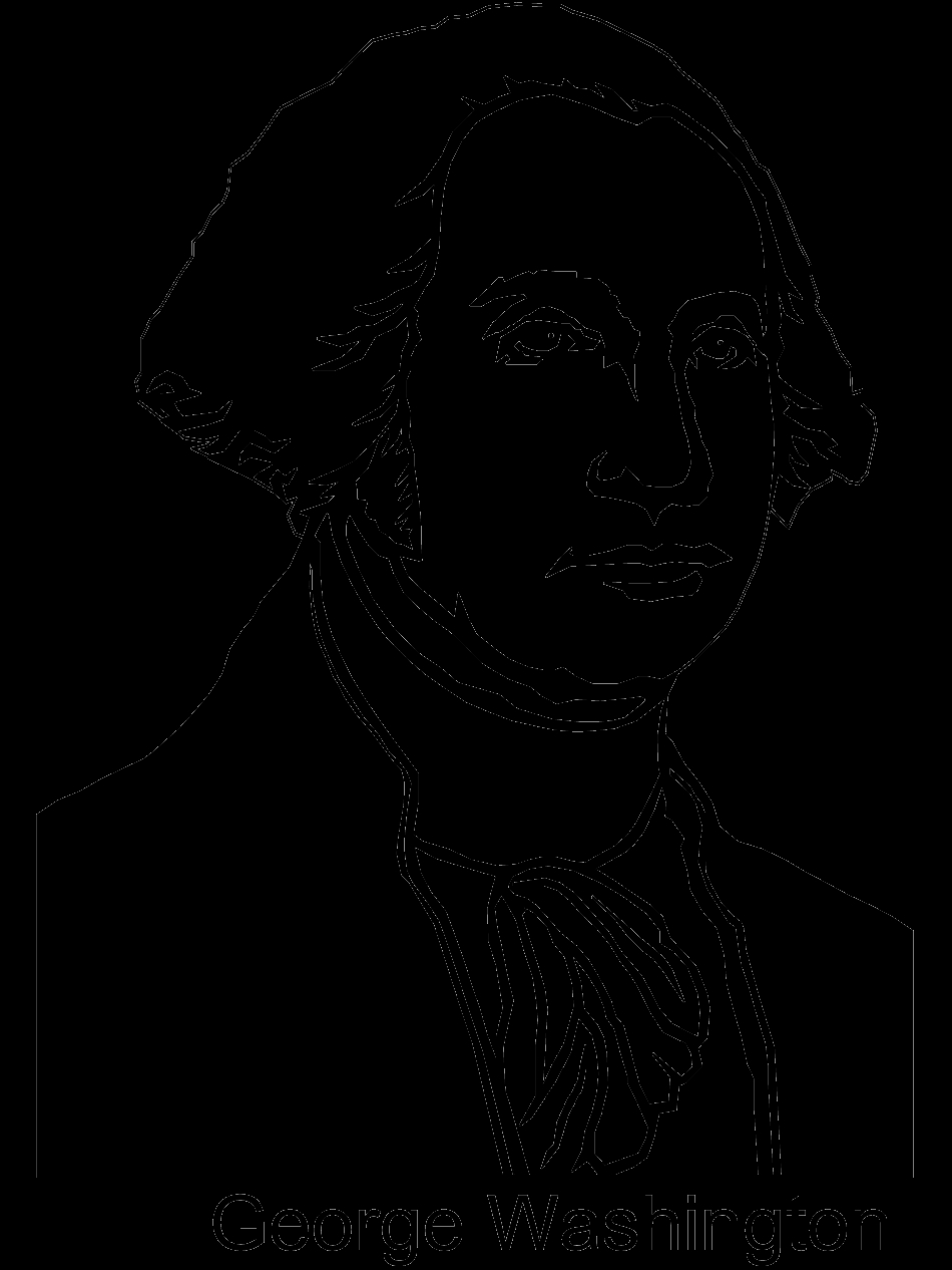 Presidents Day Coloring Pages - Presidents Day Coloring Page George Washington