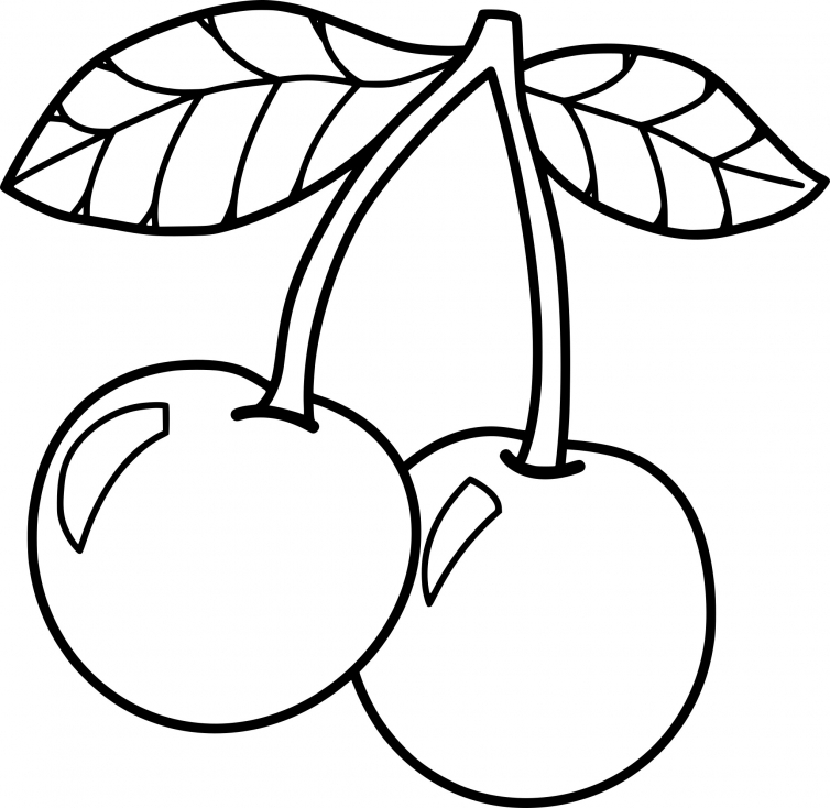princess coloring pages - cherry