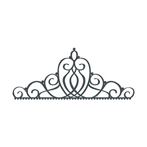 princess crown coloring page - collection id=