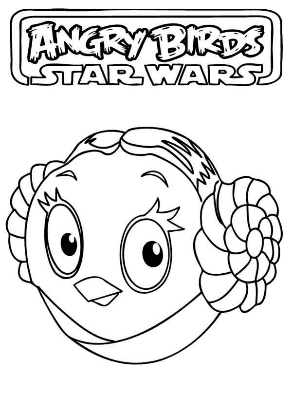 21 Princess Leia Coloring Pages Selection | FREE COLORING PAGES - Part 2