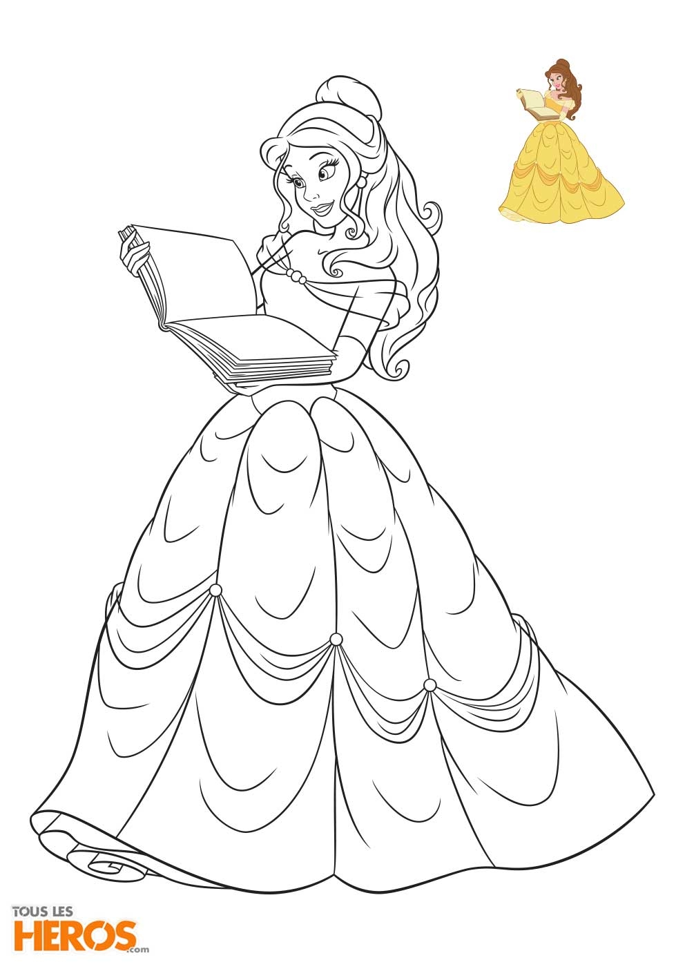 princess tiana coloring pages - coloriages disney princesses