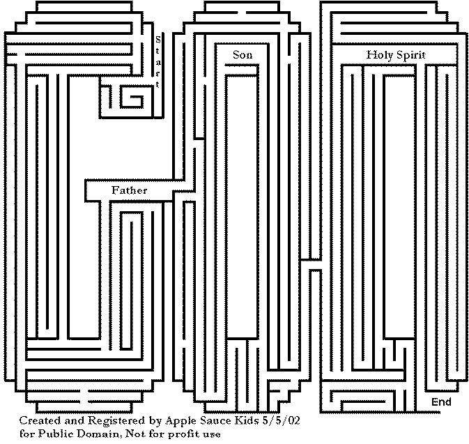 printable bible coloring pages - praylearn mazes worksheets general