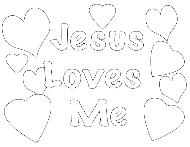 printable christian coloring pages - christian coloring pages printable