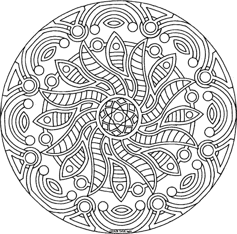 printable coloring pages for adults - adult coloring page