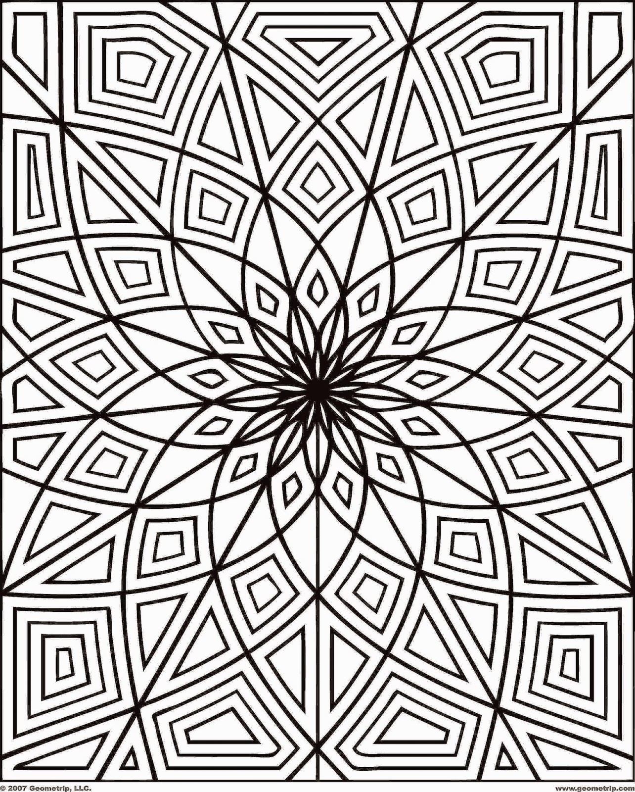 printable coloring pages for adults - printable coloring pages for adults
