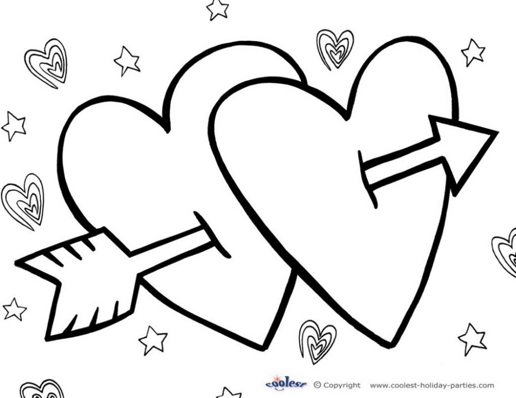 printable coloring pages - printable coloring pages valentines day designs canvas valentines day coloring pages printable