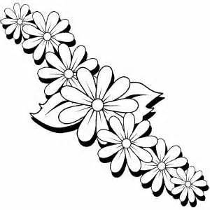 printable flower coloring pages -