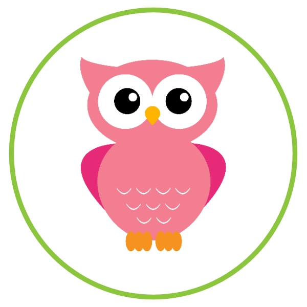 printable owl coloring pages - free baby owl clip art