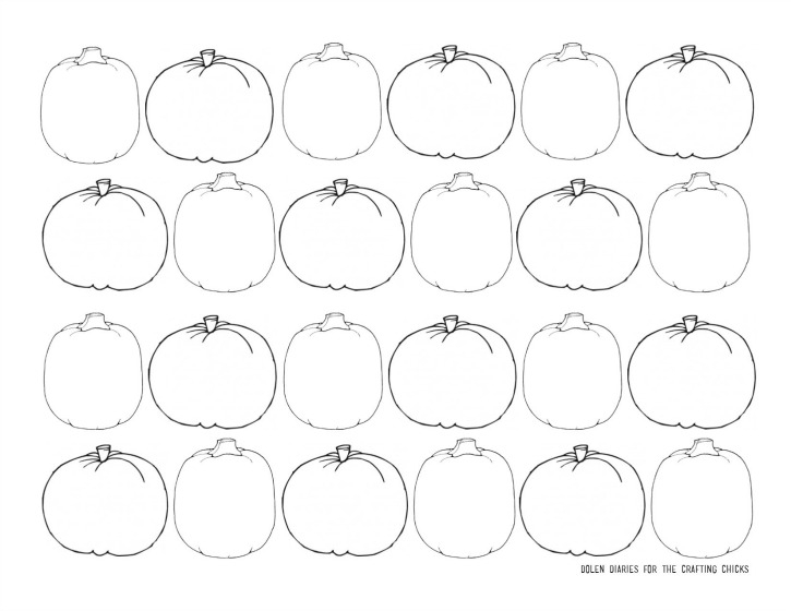 printable pumpkin coloring pages - learning fun with coloring pages