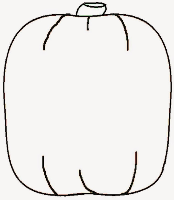 printable pumpkin coloring pages - printable pumpkin pictures