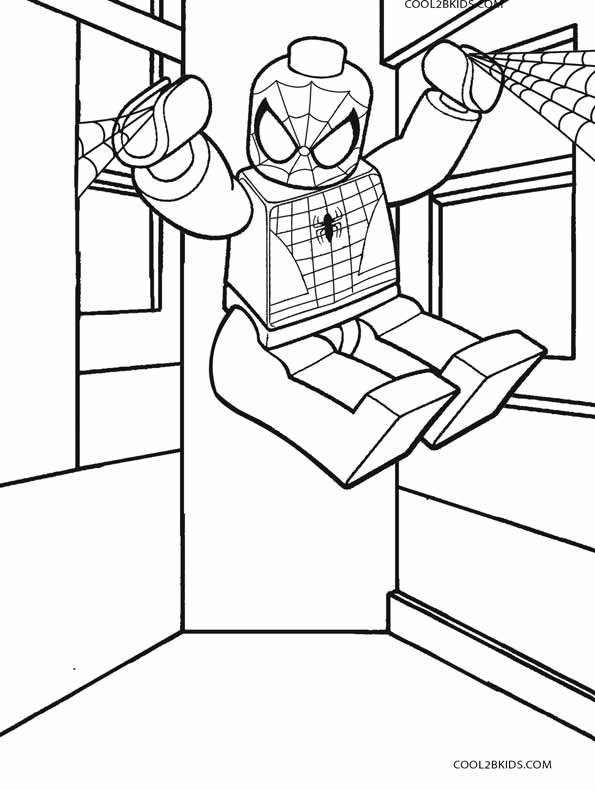 printable spiderman coloring pages - inspirational lego spiderman coloring pages 27 on seasonal colouring pages with lego spiderman coloring pages