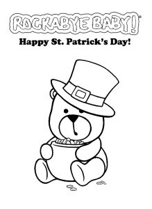 21 Printable St Patrick S Day Coloring Pages Selection Free