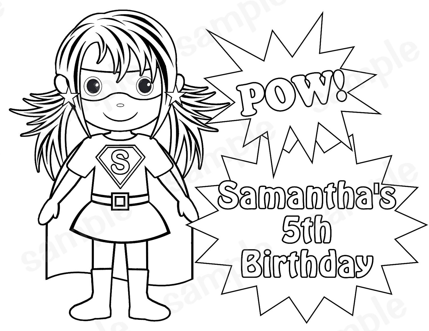 printable superhero coloring pages - best superhero coloring pages printable