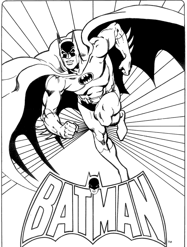 printable superhero coloring pages - best superhero printable coloring pages