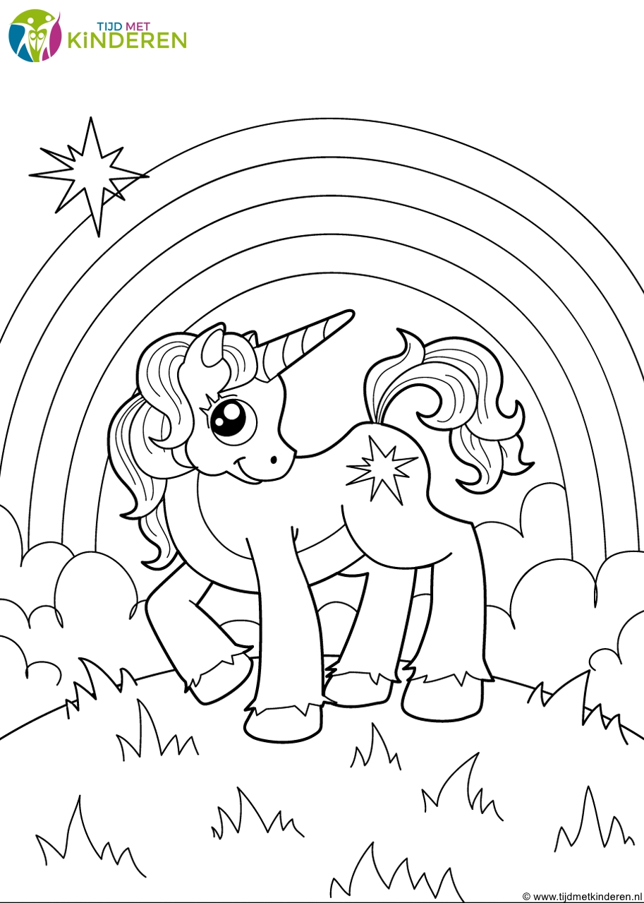 28 Printable Unicorn Coloring Pages Images Free Coloring Pages