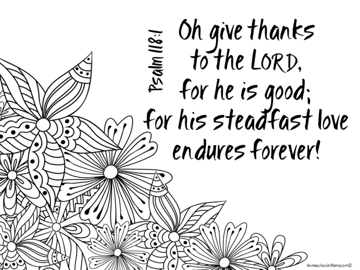 psalm 23 coloring page - r=psalm 23 1