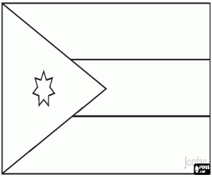 puerto rico flag coloring page - flags of countries of asia coloring pages 3