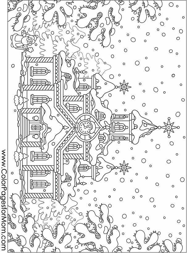 pumpkin coloring pages for preschool - christmas adult coloring pages