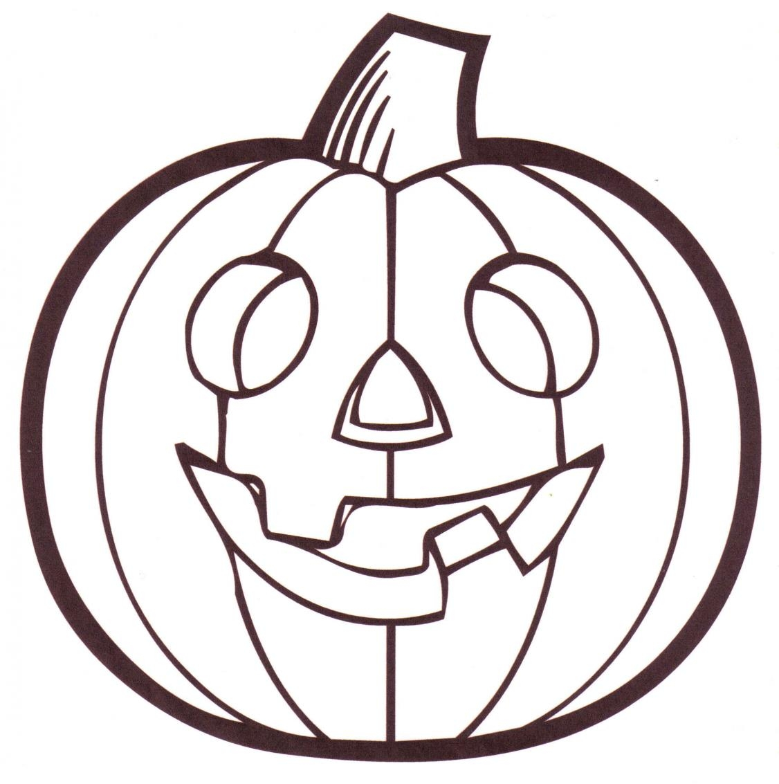 Pumpkin Coloring Pages - Free Printable Pumpkin Coloring Pages for Kids