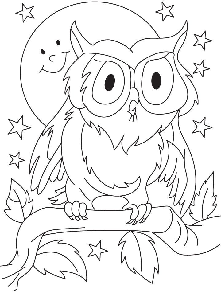 pumpkin patch coloring pages - preschool summer coloring pages