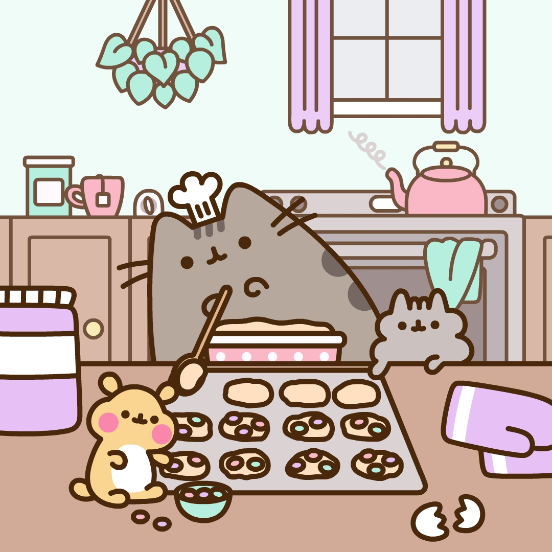 pusheen coloring pages -