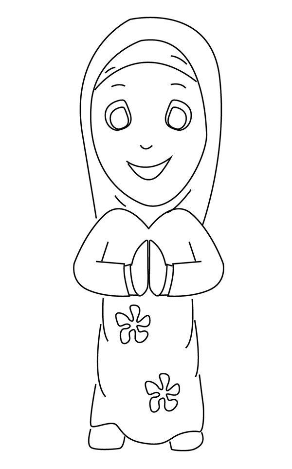 ramadan coloring pages - ramadan colouring pages