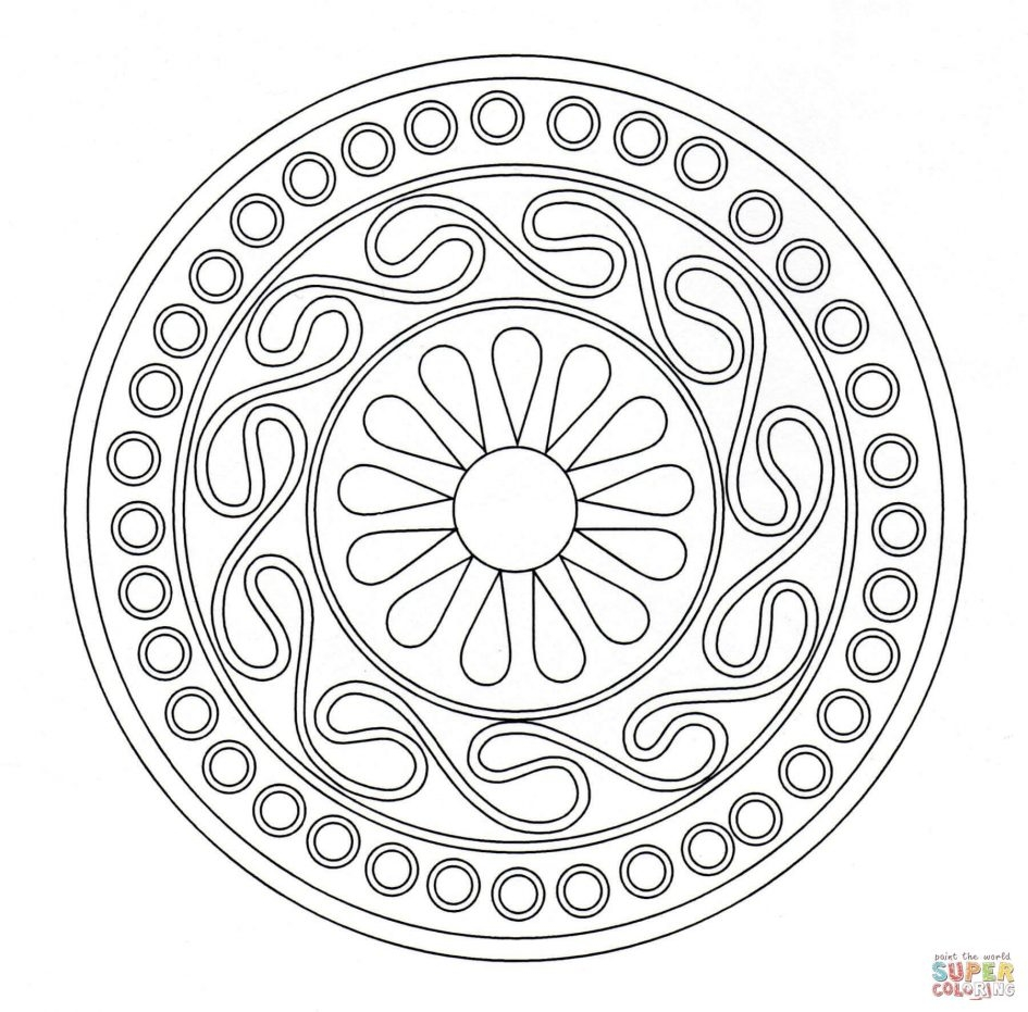 27 Rangoli Coloring Pages Collections | FREE COLORING PAGES - Part 3