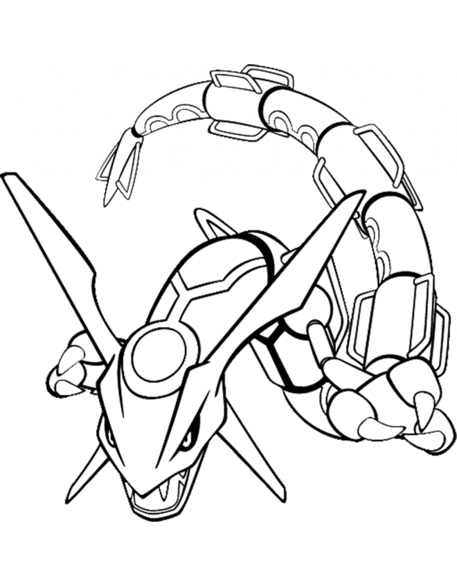 rayquaza coloring pages - groudon kyogre rayquaza coloring pages sketch templates
