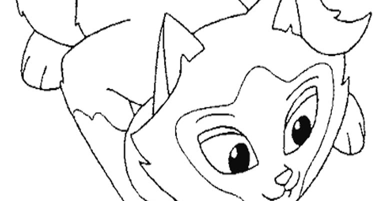realistic cat coloring pages - realistic coloring pages of cats