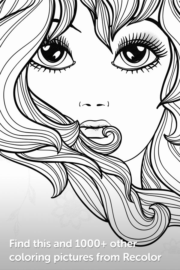 recolor coloring pages - coloring pages for recolor