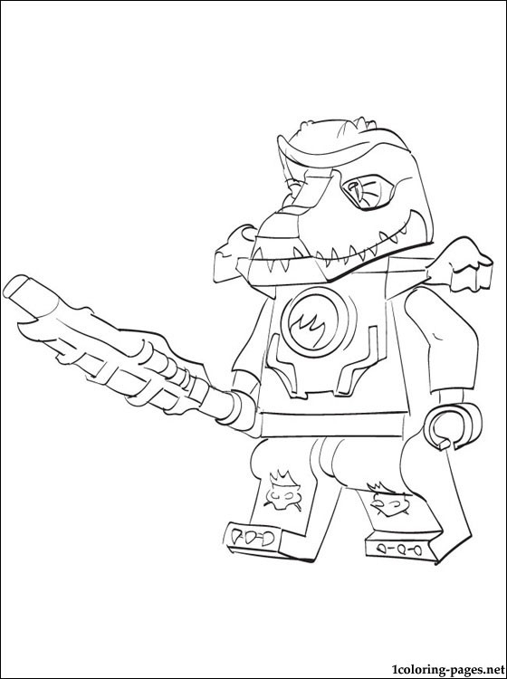 religious easter coloring pages - lego chima cragger coloring page