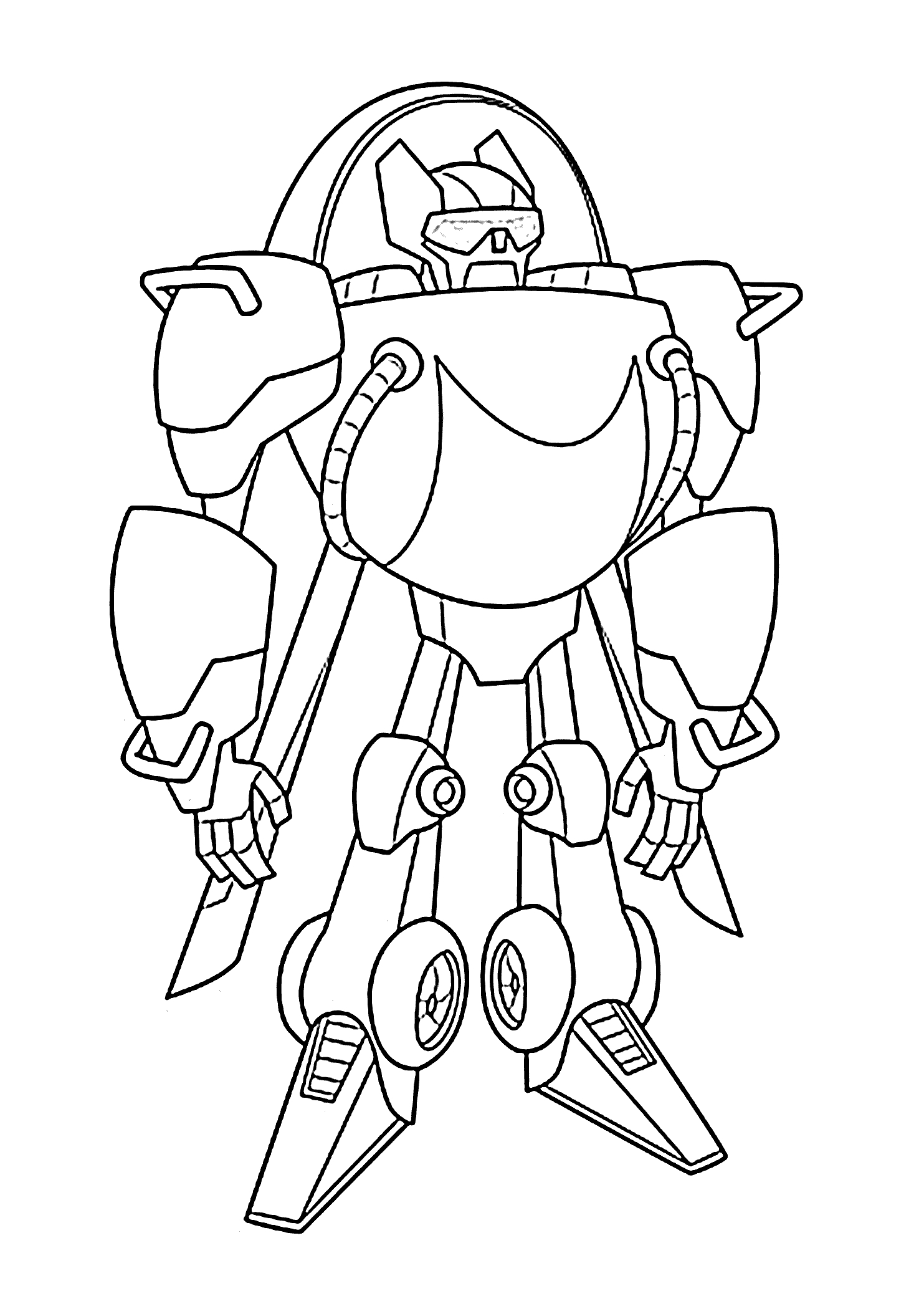 rescue bots coloring pages - coloring pages rescue bots