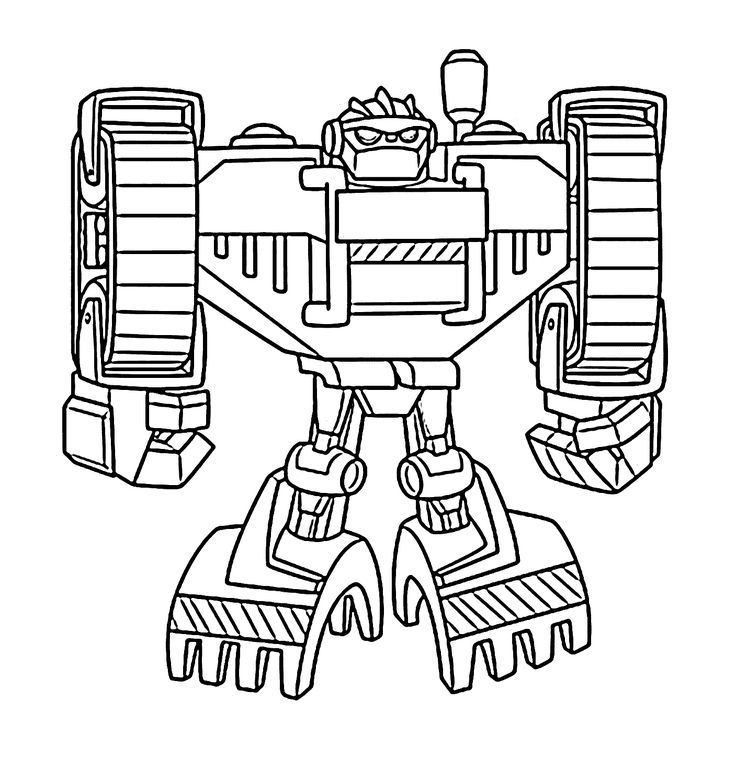 rescue bots coloring pages - rescue bots chase coloring pages sketch templates