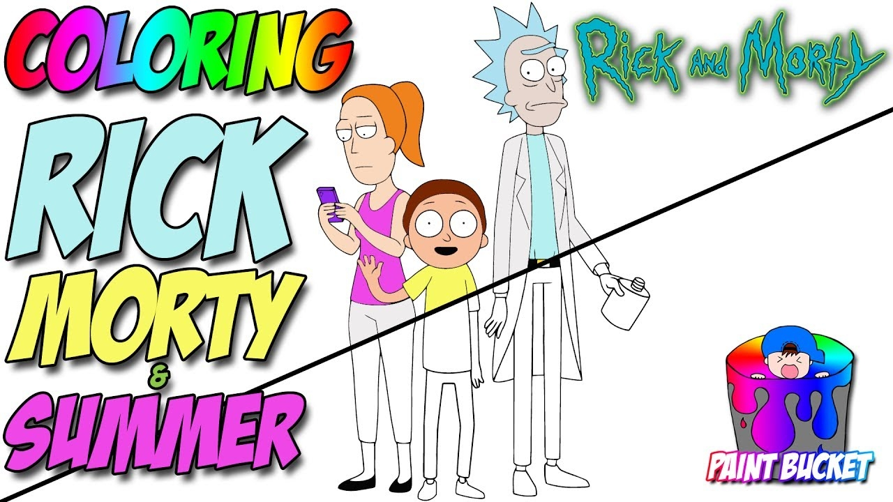 21 Rick And Morty Coloring Pages Printable Free Coloring Pages