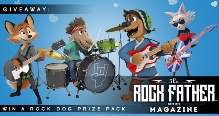 rock star coloring pages - 5100 rock dog premiere giveaway
