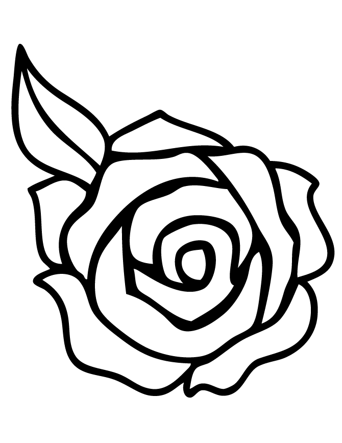 27 Rose Coloring Pages Printable Collections | FREE COLORING PAGES ...