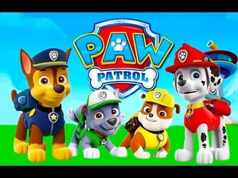 Coloring Pages Of Paw Patrol : Rubble paw patrol coloring page pictures free coloring pages