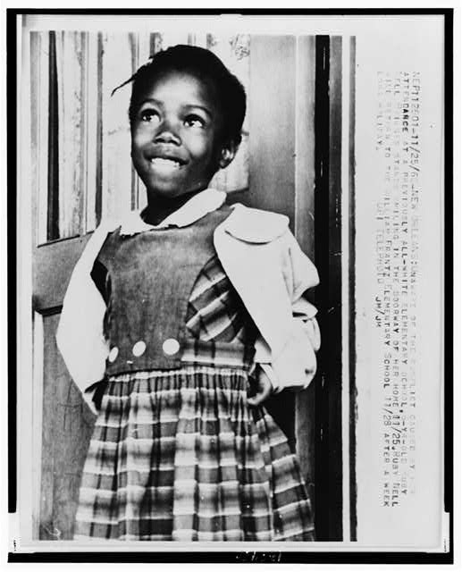 ruby bridges coloring page - wi ruby bridges coloring sheets