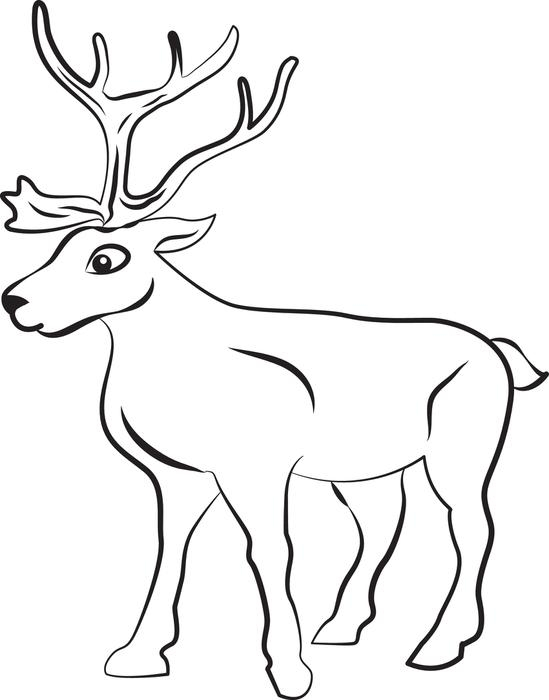 rudolph the red nosed reindeer coloring pages - rudolph the red nosed reindeer coloring page