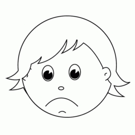 27 Sad Coloring Pages Compilation