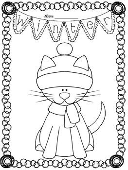 saint patrick's day coloring pages - Winter Coloring Pages