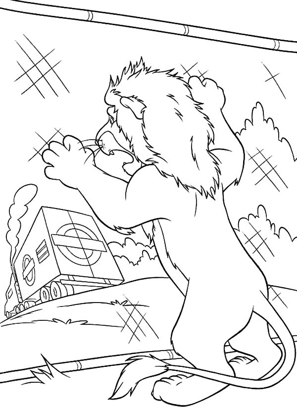 Samson Coloring Page - Samson Coloring Page Samson and Gert Riding Bike Coloring