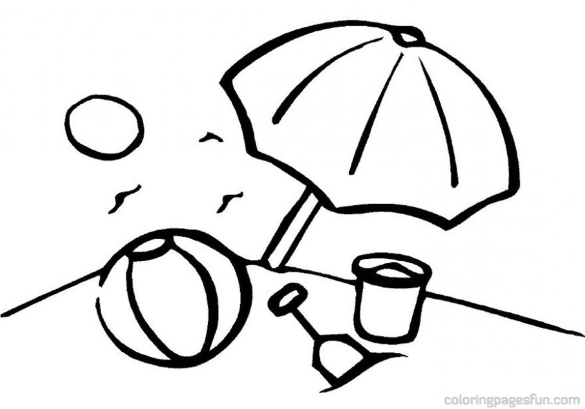 sand castle coloring page - coloring pages beach