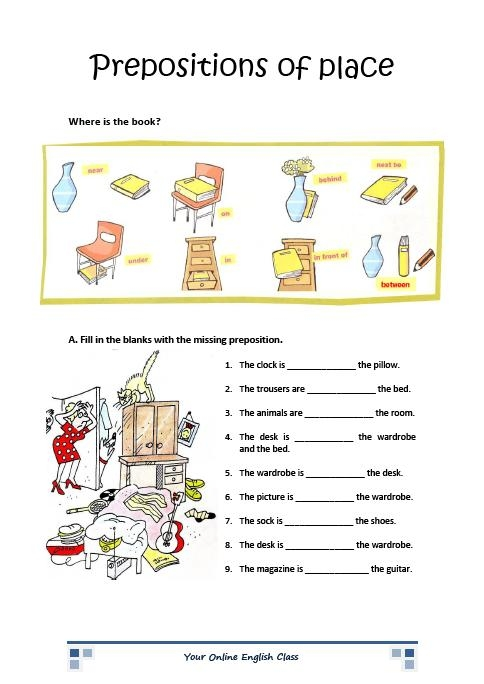 sand castle coloring page - r=prepositions worksheets