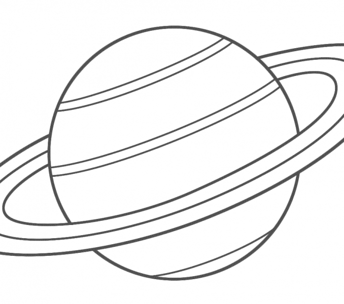 saturn v coloring pages - photo#35